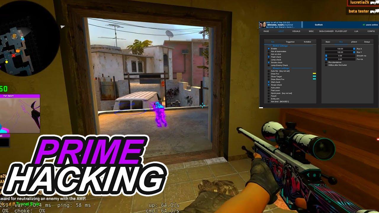 CS:GO Prime Hacking #12 | Jucam cu un hack nou ! Cel mai smecher de pana acum ?