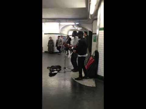 Paris Metro Musicians