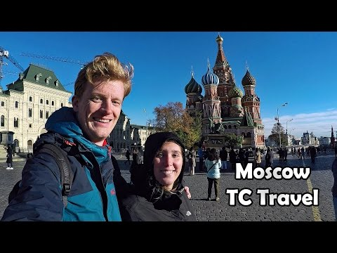 Moscow  - Russia - Travel Adventures | HD
