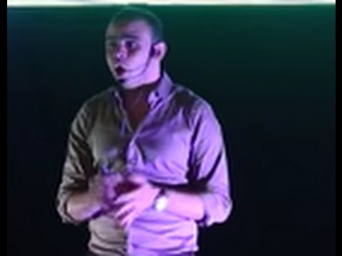 """All roads lead to Rome"" | Ahmed ElGarhy | TEDxSuezCanalUniversity"