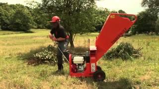 Diy Tool HIre Timberwolf TW13/75G Chipper