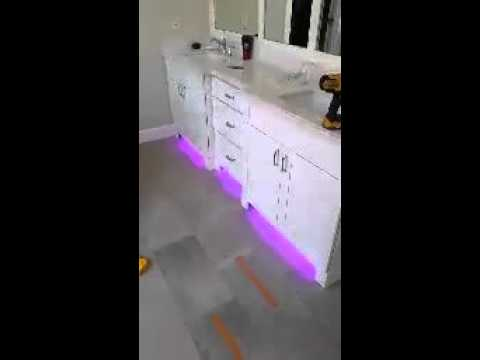 Under Cabinet Vanity Lighting