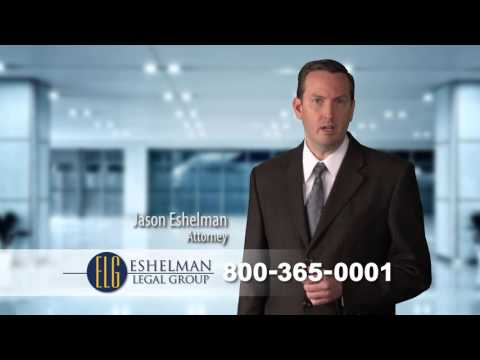The Eshelman Legal Group | 1-800-365-0001 | Personal Injury Lawyers