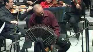 Piazzolla: Concierto para bandoneón 1. mov.
