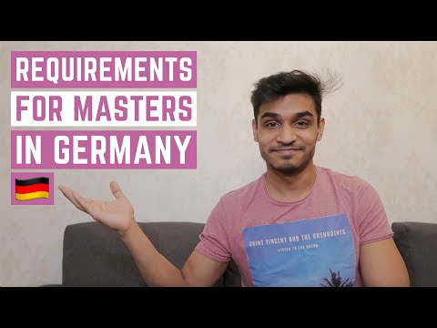 Masters In Germany For Free   Study In Germany   Free Admission   Scholarships