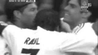 اجمل هدف لرونالدوو من قبل منتصف الملعب c ronaldo the best goal ever