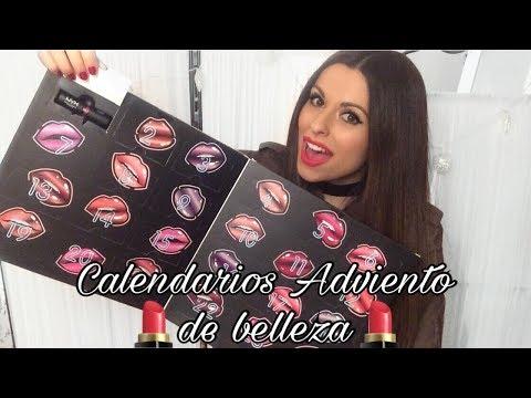 Calendario De Adviento Maquillaje.Calendarios Adviento De Maquillaje Essence Nyx Sleek Sephora La Aparicion De Mi Novio