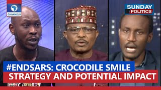 #ENDSARS: Operation Crocodile Smile, What's The Military Up To?