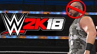 WWE 2K18 - 5 Superstars That WILL BE REMOVED From The Game [#WWE2K18 CountDown]