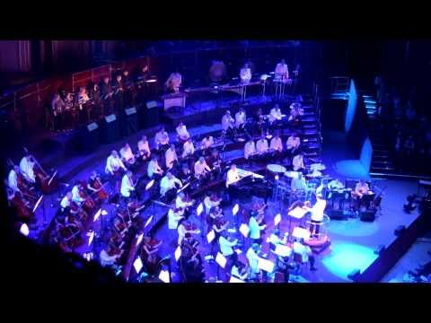 Queen - Bohemian Rhapsody - LIVE HD @ Royal Albert Hall - Philharmonic Orchestra