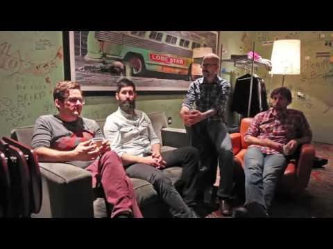THE STEEL WHEELS -  The Dominion Collective Interview
