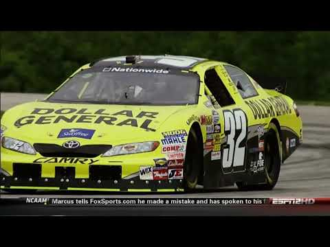 2010 NASCAR Nationwide Series NAPA Auto Parts 200 Presented by Dodge