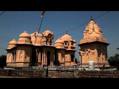 Panchmatha temple - Bhedaghat, Jabalpur