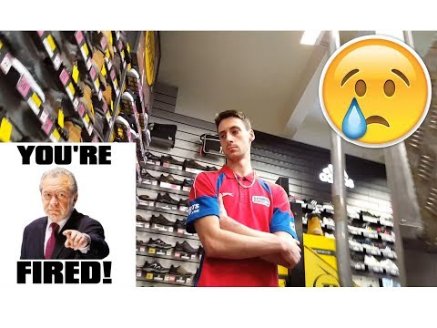 Immigrant gets fired from Sports Direct