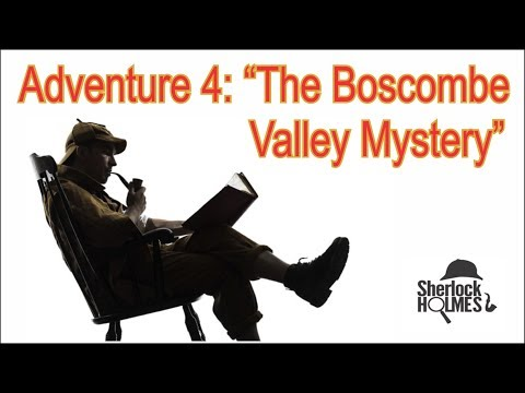 "[MultiSub] The Adventures of Sherlock Holmes: Adventure 4 "" The Boscombe Valley Mystery """