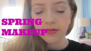 Everyday Spring Makeup ft. Urban Decay Naked 3 Palette!!! Thumbnail