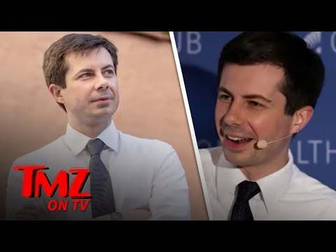 Mayor Pete Buttigieg Talks Best Care Package for Soldiers | TMZ TV