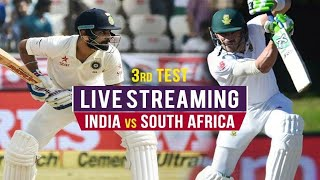 Live: IND Vs SA 3rd Test | Day 2 | Live Scores and Commentary | 2019 Series