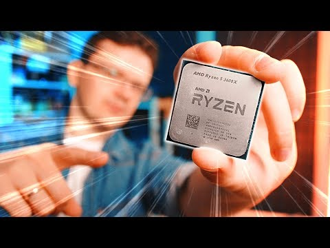 Так ли хорош Ryzen 3600 на самом деле? Тест и сравнение Ryzen 3600, 2600 и 2700!