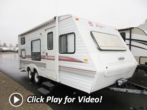 1995 Jayco Eagle 234SL Used Bunkhouse Travel Trailer