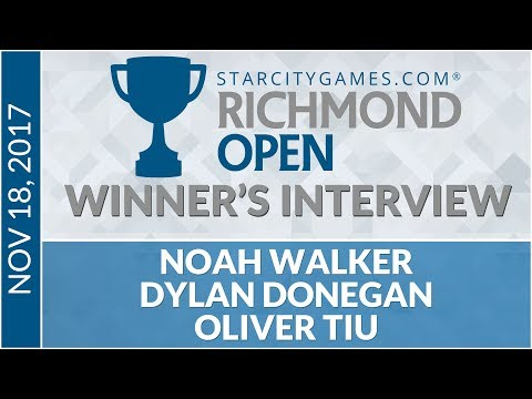 SCGBALT - Winners Interview - Noah Walker, Dylan Donegan & Oliver Tiu