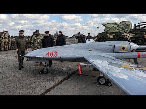 Украине в ход пора пускать Bayraktar. Эрдоган это уже доказал.
