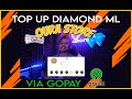TOP UP DIAMOND OURA STORE VIA GOPAY