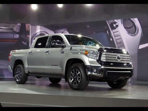 New 2016 Toyota Tundra Review - YouTube
