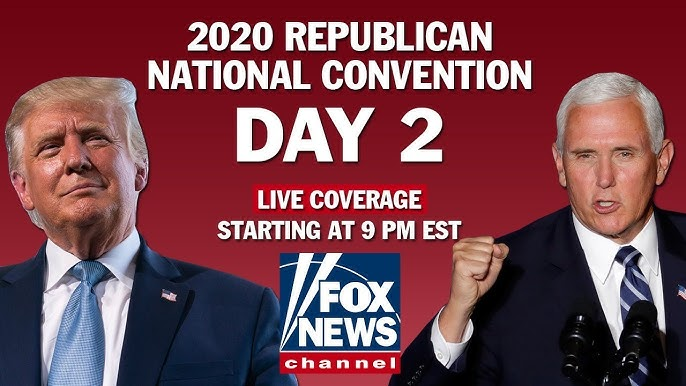 RNC Day 2 | Featuring President Trump, Melania Trump, Mike Pompeo and others