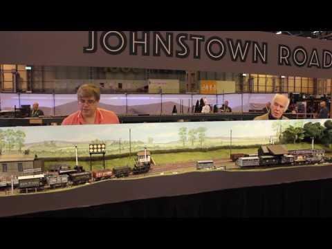 HD Warley National Model Railway Exhibition, 27th November 2016, NEC Birmingham