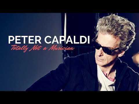 Peter Capaldi: Totally Not a Musician Mp3
