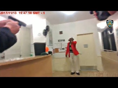 Bodycams Show Fatal Police Shooting At Bronx Homeless Shelter - Activity Center
