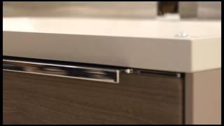Designer Bathroom Concepts - Vista Modular Furniture Collection