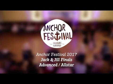 Anchor Festival 2017 ~ Jack & Jill Finals ~ Advanced / Allstar