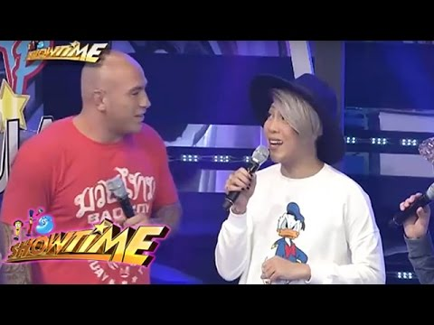 Its Showtime: Brandon Vera accepts the pak ganern challenge