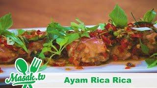 Ayam Rica-rica | Resep #210