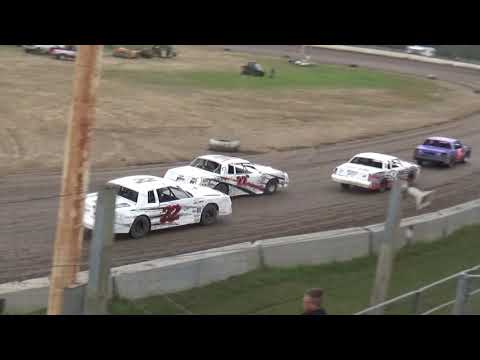 Hobby Stock Heat North Central Speedway 9-1-2019