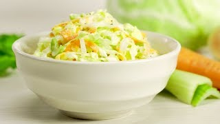 Салат из капусты «Коул Слоу». Рецепт от Всегда Вкусно!