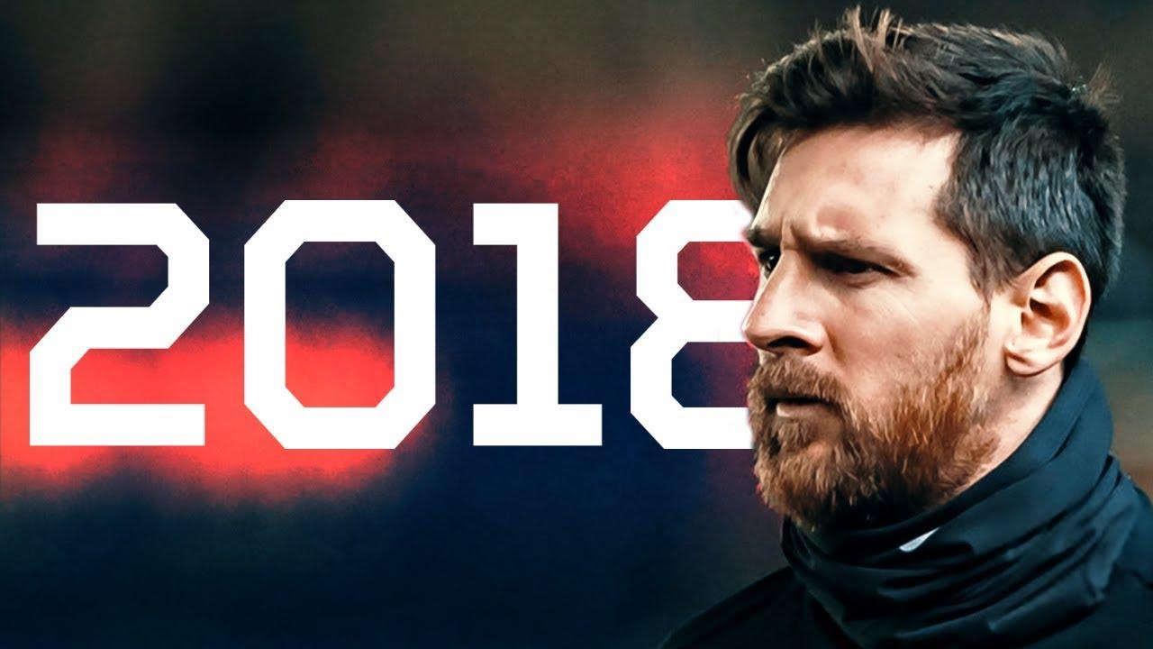 Lionel Messi 2018 Magic Dribbling Skills Hd
