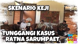 Skenario K3j1 7 Langkah Prabowo Tunggangi Kasus Ratna Kepada Jokowi
