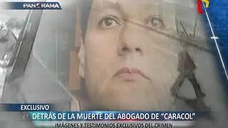 EXCLUSIVO | Detrás de la muerte del abogado de 'Caracol': imágenes y testimonios exclusivos