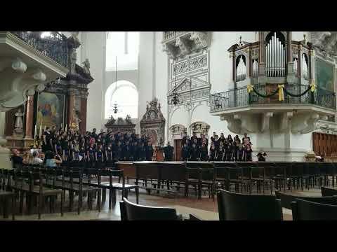 You Have Ravished My Heart JHSS  Choir Europe 2017 Salzburg
