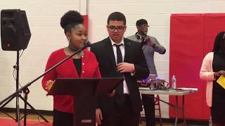 TMS Black History Month Assembly 2018