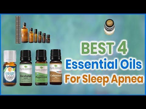 best-4-essential-oils-for-sleep-apnea-in-2018