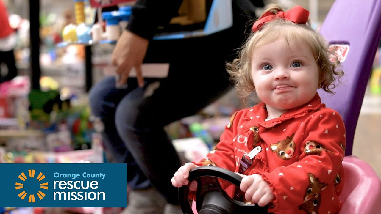 A Blessed 2019 Holiday Season at Orange County Rescue Mission