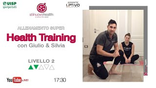 Super Health Training - Livello 2 - 2 (Live)
