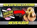 MUT 18 EASTER EGG HUNT! ALL THE NEW LOCATIONS REVEALED!| MADDEN 18 ULTIMATE TEAM EASTER PROMO