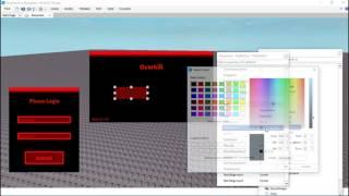 "Speed Coding A Roblox Exploit GUI (Part 1) ""Overkill"""