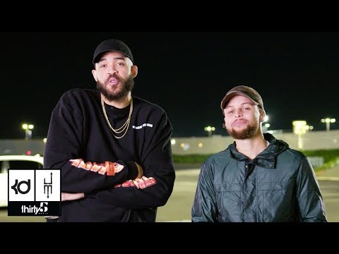JaVale McGee's Parking Lot Chronicles Ep 8: Michael Rapaport, Stephen Curry, Imani McGee-Stafford