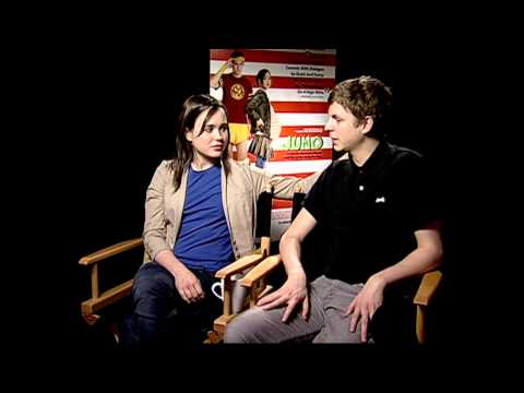 Juno: Ellen Page & Michael Cera Exclusive Movie Interview